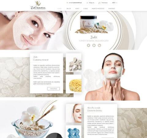 sklep internetowy kosmetyki